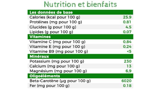 Courges et potirons - Nutrition et bienfaits