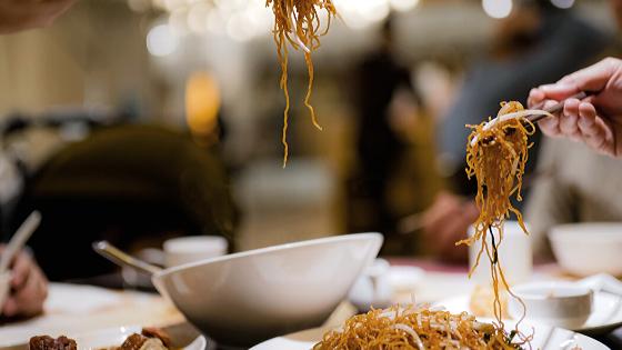 Cuisine asiatique : les nouilles sautées