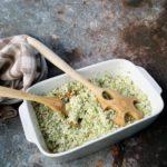 Brocoli et chou-fleur en taboulé